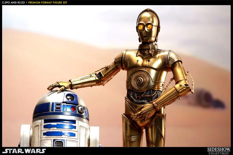 Sideshow - C3PO & R2D2 - PF - Premium Format 2011 - Page 2 C3po-r25