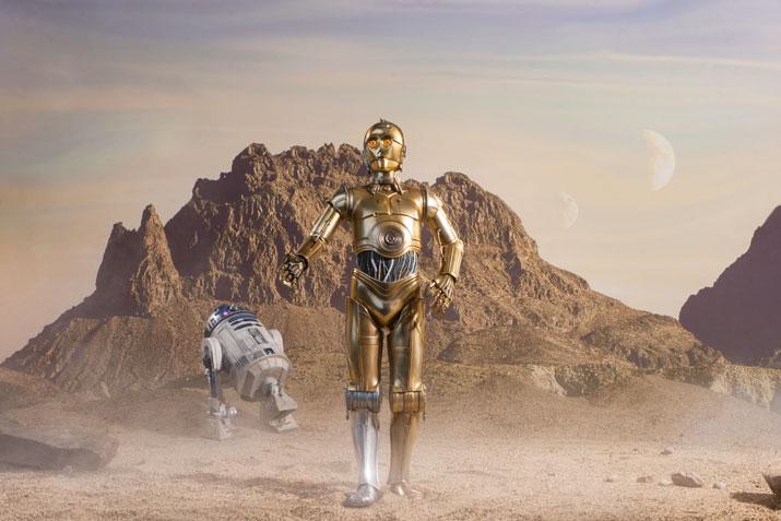 Sideshow - C-3PO Sixth Scale Figure C3po6t15