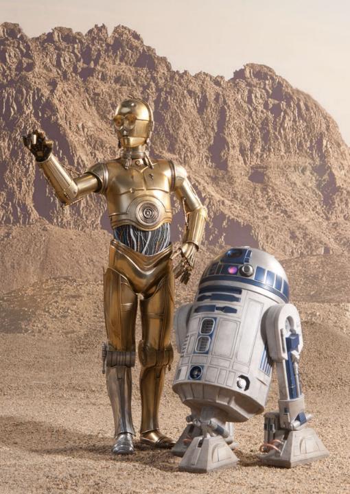 Sideshow - C-3PO Sixth Scale Figure C3po6t16
