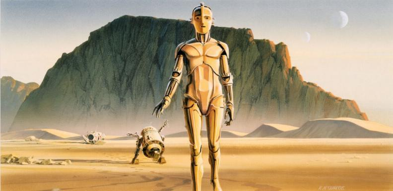 Sideshow - C-3PO Sixth Scale Figure C3po6t17