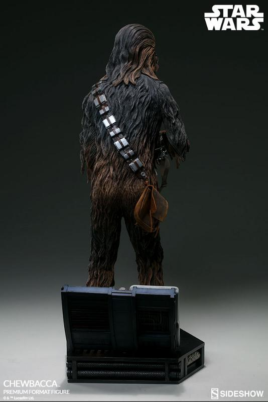 Sideshow Collectibles Chewbacca Premium Format Figure (2017) Chewba27