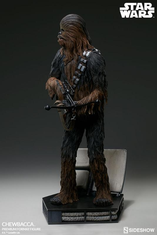 Sideshow Collectibles Chewbacca Premium Format Figure (2017) Chewba29