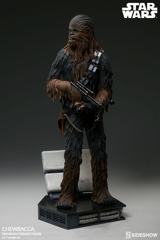 Sideshow Collectibles Chewbacca Premium Format Figure (2017) Chewba30