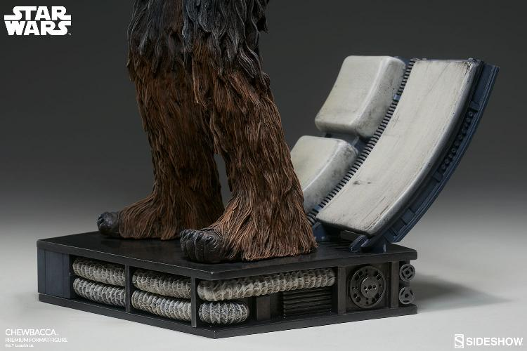 Sideshow Collectibles Chewbacca Premium Format Figure (2017) Chewba31
