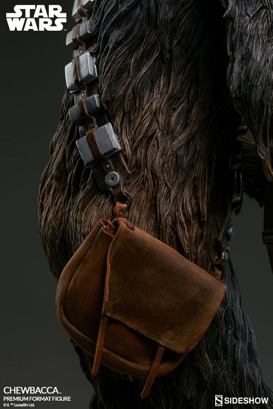 Sideshow Collectibles Chewbacca Premium Format Figure (2017) Chewba32