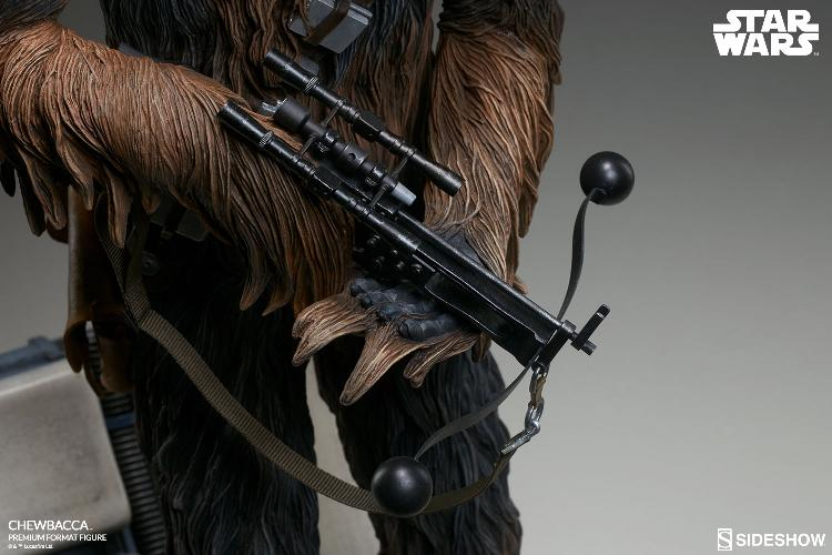 Sideshow Collectibles Chewbacca Premium Format Figure (2017) Chewba34