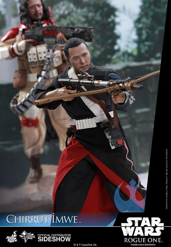Hot Toys SW Rogue One - Chirrut Imwe 1/6th scale Figure Chirru12