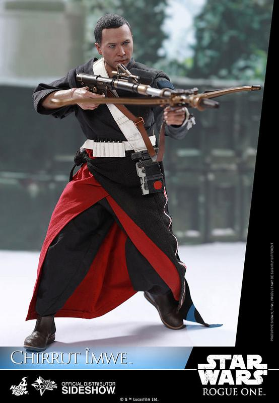 Hot Toys SW Rogue One - Chirrut Imwe 1/6th scale Figure Chirru13