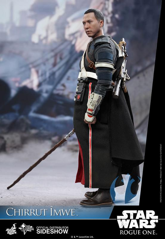 Hot Toys SW Rogue One - Chirrut Imwe 1/6th scale Figure Chirru14