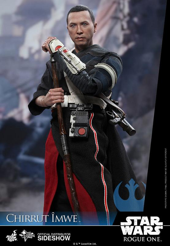 Hot Toys SW Rogue One - Chirrut Imwe 1/6th scale Figure Chirru15