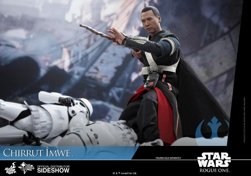 Hot Toys SW Rogue One - Chirrut Imwe 1/6th scale Figure Chirru17