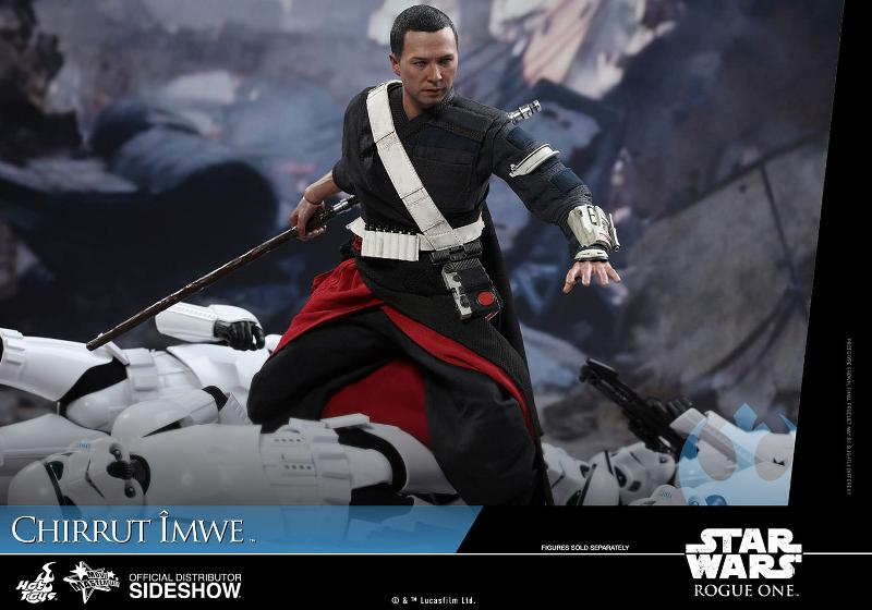 Hot Toys SW Rogue One - Chirrut Imwe 1/6th scale Figure Chirru18