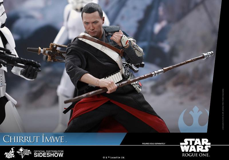 Hot Toys SW Rogue One - Chirrut Imwe 1/6th scale Figure Chirru19