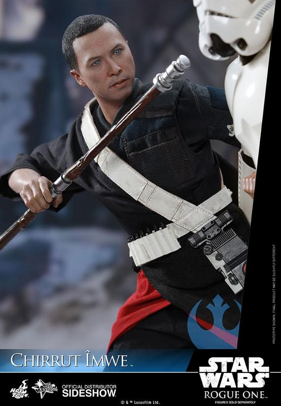 Hot Toys SW Rogue One - Chirrut Imwe 1/6th scale Figure Chirru20