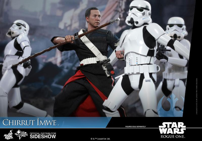 Hot Toys SW Rogue One - Chirrut Imwe 1/6th scale Figure Chirru21