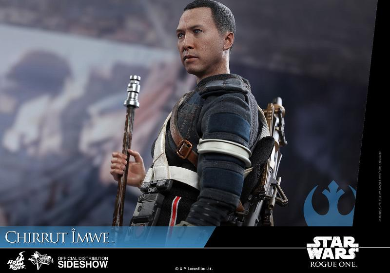 Hot Toys SW Rogue One - Chirrut Imwe 1/6th scale Figure Chirru22