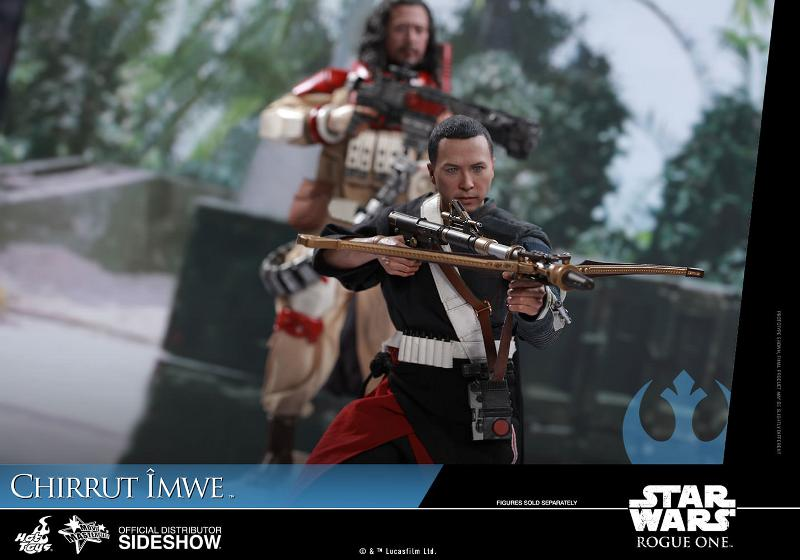 Hot Toys SW Rogue One - Chirrut Imwe 1/6th scale Figure Chirru23