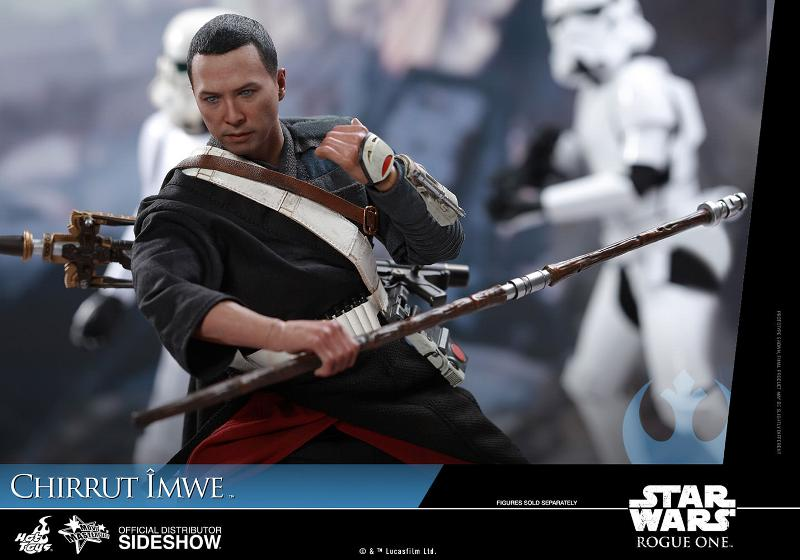 Hot Toys SW Rogue One - Chirrut Imwe 1/6th scale Figure Chirru24