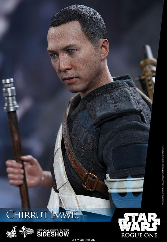 Hot Toys SW Rogue One - Chirrut Imwe 1/6th scale Figure Chirru27