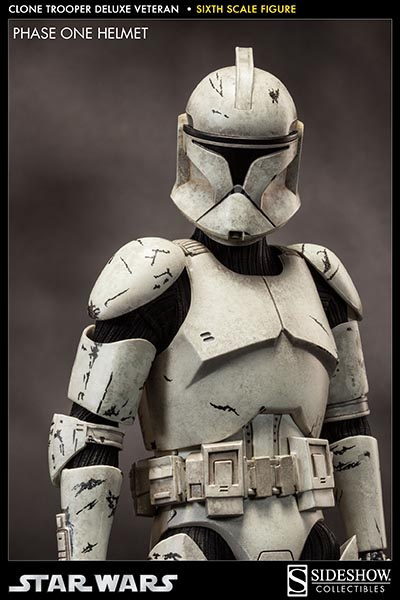Sideshow - Clones Troopers Deluxe Sixth Scale Figure  Clone118