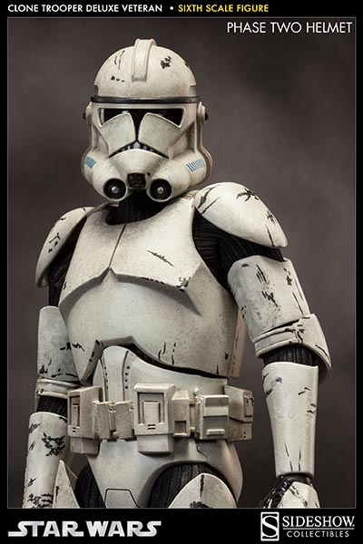 Sideshow - Clones Troopers Deluxe Sixth Scale Figure  Clone119