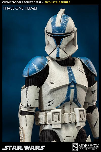 Sideshow - Clones Troopers Deluxe Sixth Scale Figure  Clone210