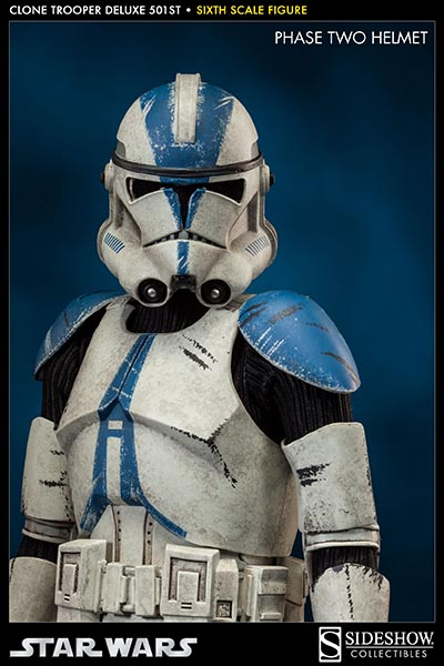 Sideshow - Clones Troopers Deluxe Sixth Scale Figure  Clone211