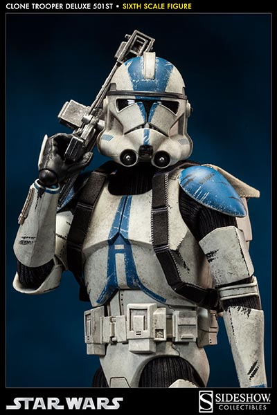 Sideshow - Clones Troopers Deluxe Sixth Scale Figure  Clone212