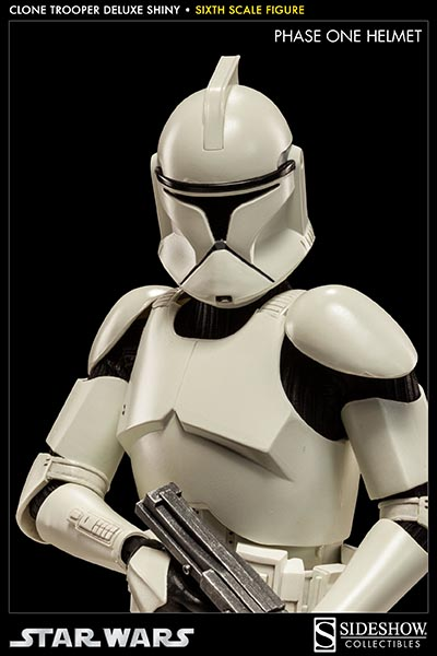 Sideshow - Clones Troopers Deluxe Sixth Scale Figure  Clone215