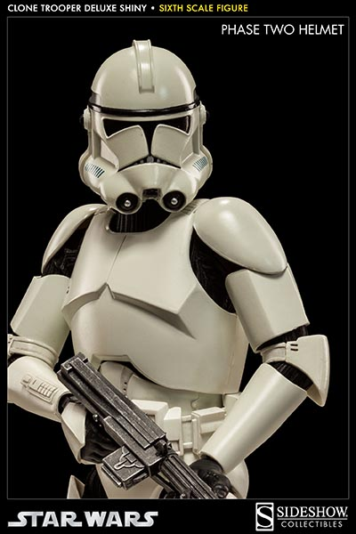 Sideshow - Clones Troopers Deluxe Sixth Scale Figure  Clone216