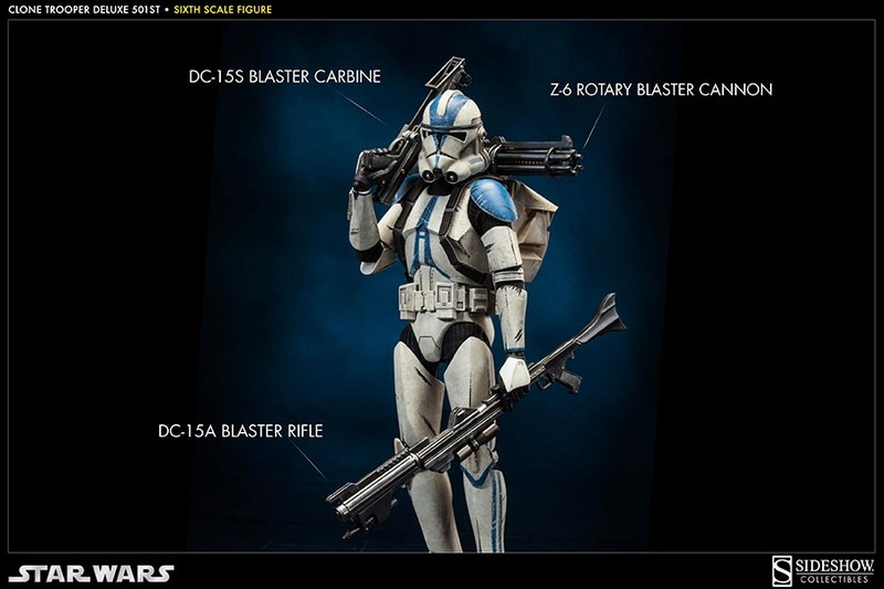 Sideshow - Clones Troopers Deluxe Sixth Scale Figure  Clone311