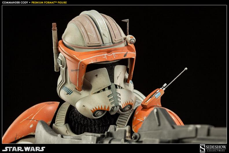 Sideshow Collectible Commander Cody Premium Format  Codypf18