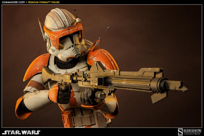 Sideshow Collectible Commander Cody Premium Format  Codypf21