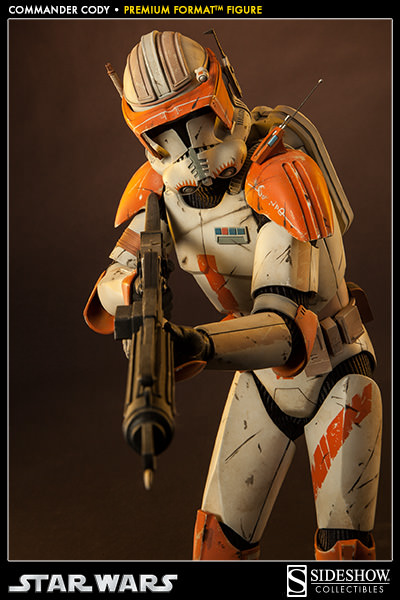 Sideshow Collectible Commander Cody Premium Format  Codypf22