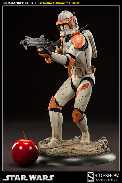 Sideshow Collectible Commander Cody Premium Format  Codypf25