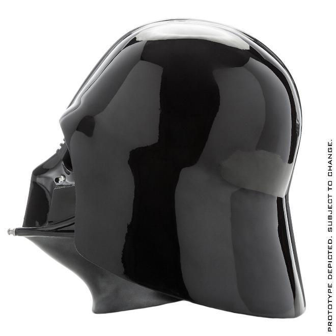 Anovos STAR WARS - Darth Vader Helmet - Standard Line Darth-10