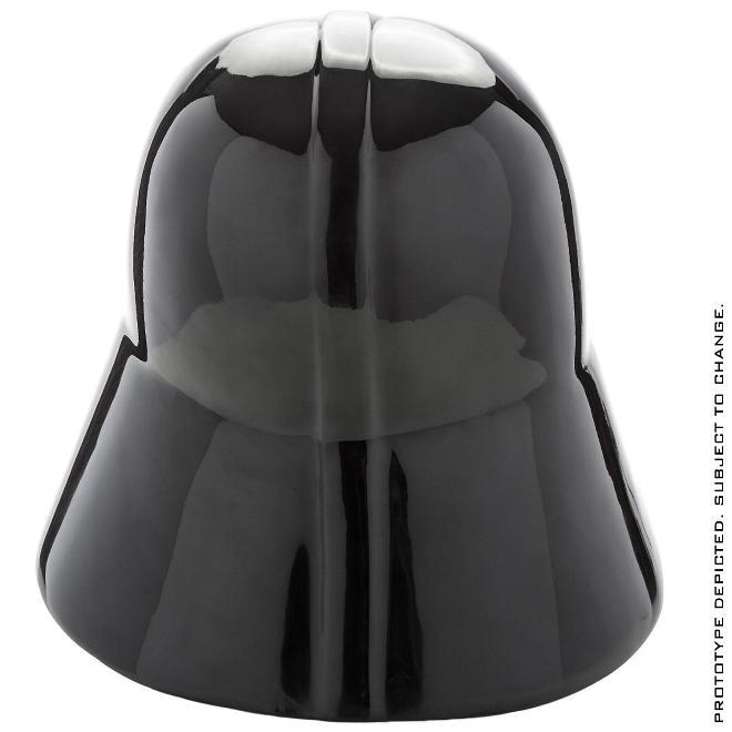 Anovos STAR WARS - Darth Vader Helmet - Standard Line Darth-12