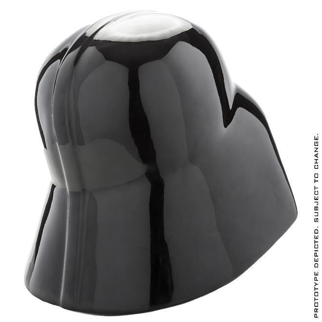 Anovos STAR WARS - Darth Vader Helmet - Standard Line Darth-13