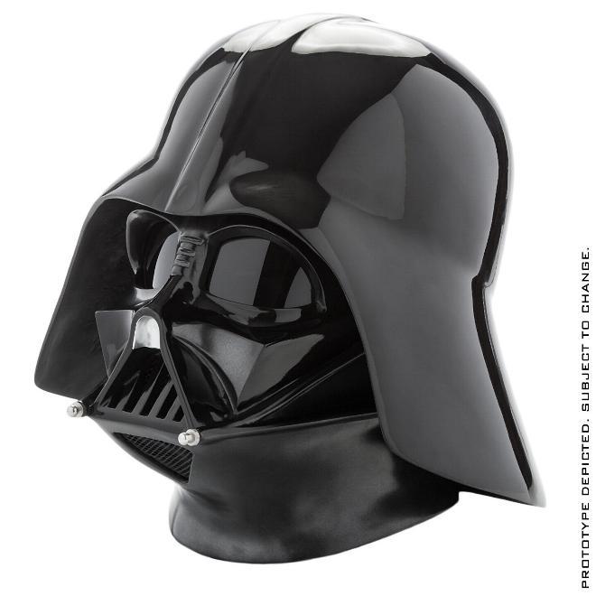 Anovos STAR WARS - Darth Vader Helmet - Standard Line Darth-14
