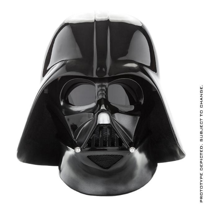 Anovos STAR WARS - Darth Vader Helmet - Standard Line Darth-15