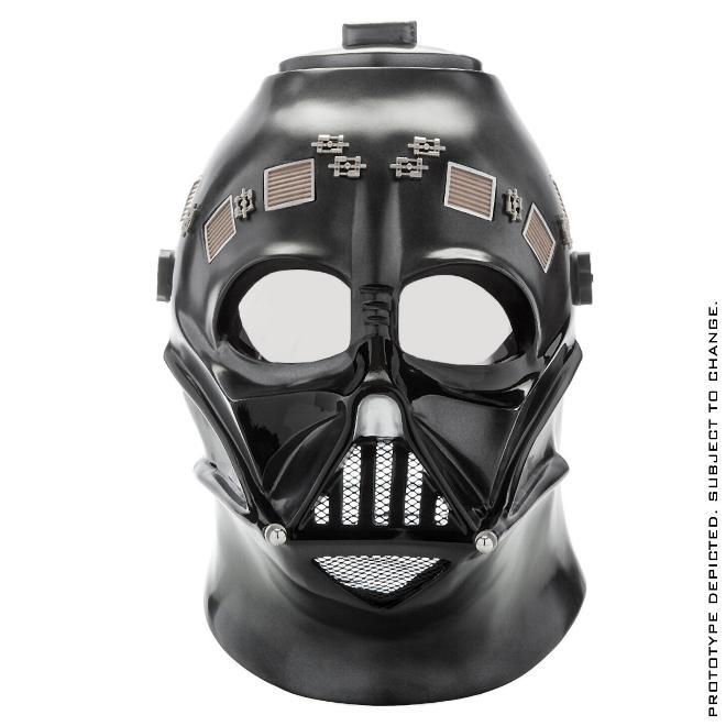 Anovos STAR WARS - Darth Vader Helmet - Standard Line Darth-17