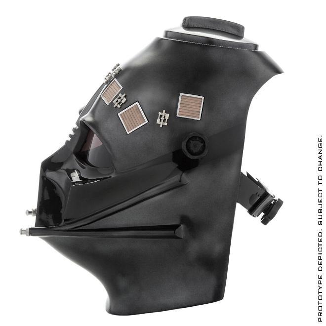 Anovos STAR WARS - Darth Vader Helmet - Standard Line Darth-18