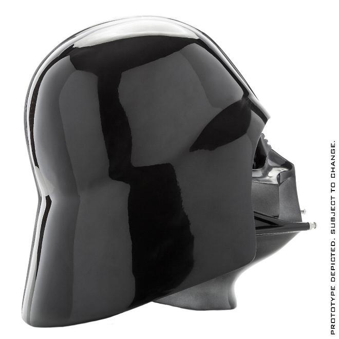 Anovos STAR WARS - Darth Vader Helmet - Standard Line Darth-19