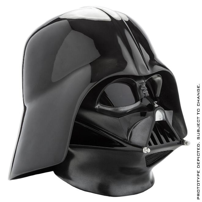 Anovos STAR WARS - Darth Vader Helmet - Standard Line Darth-20