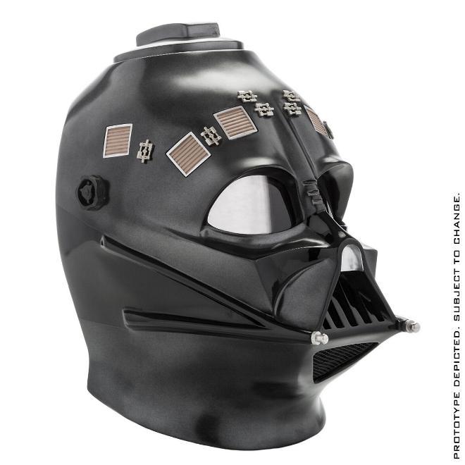 Anovos STAR WARS - Darth Vader Helmet - Standard Line Darth-21