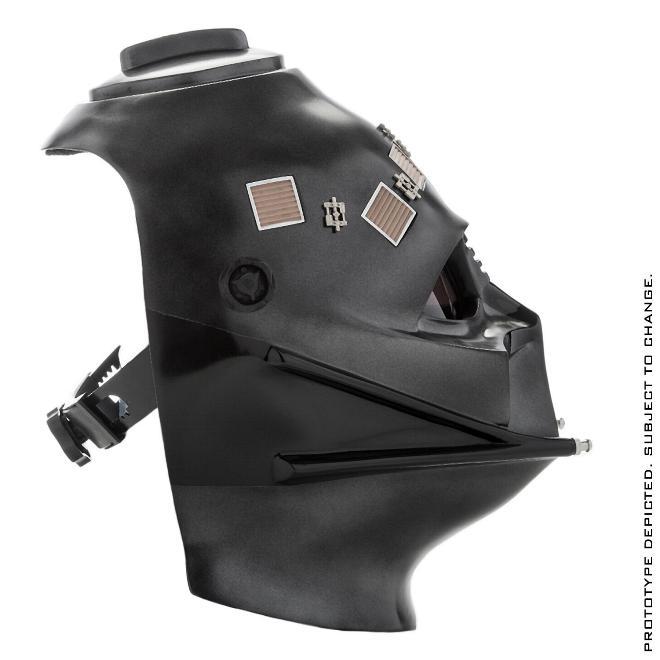 Anovos STAR WARS - Darth Vader Helmet - Standard Line Darth-22