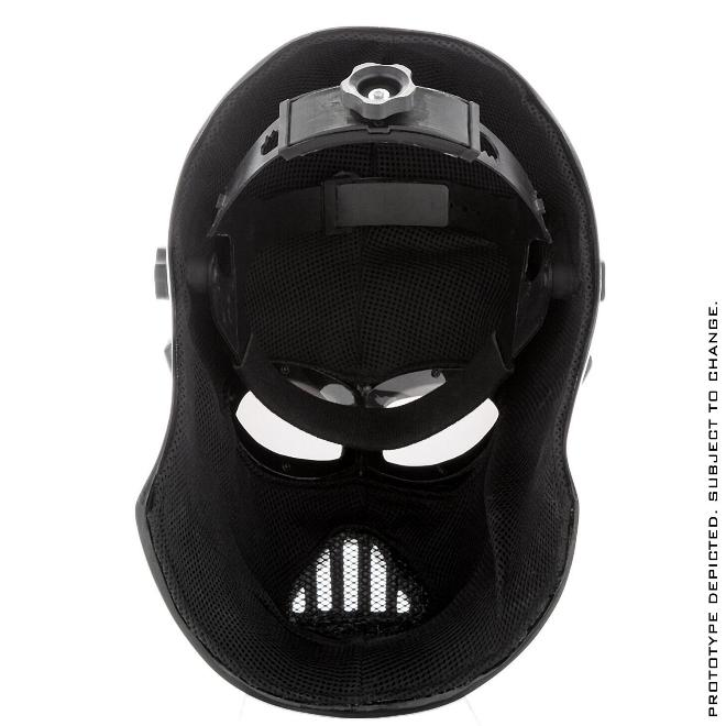 Anovos STAR WARS - Darth Vader Helmet - Standard Line Darth-23