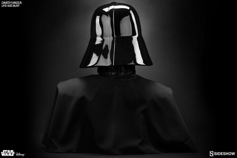 Sideshow Collectibles - Darth Vader Life-Size Bust (2016) Darth-27