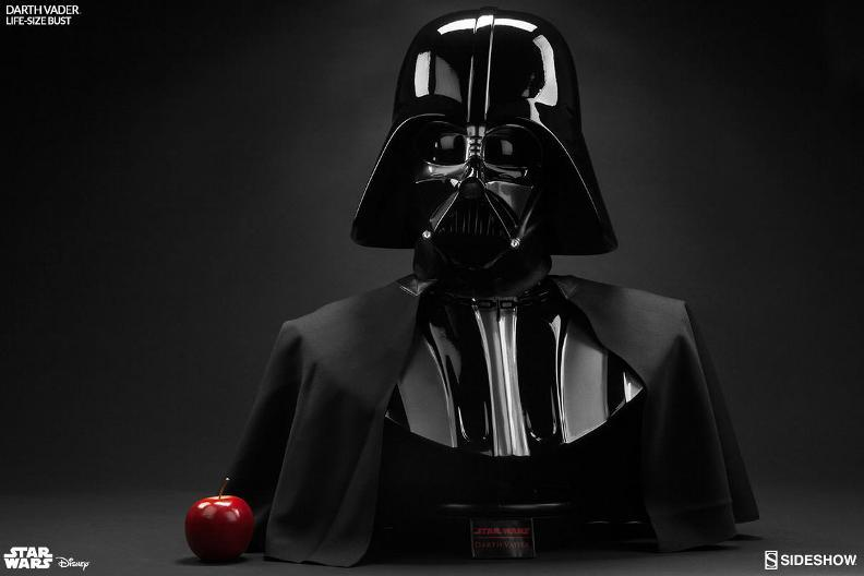 Sideshow Collectibles - Darth Vader Life-Size Bust (2016) Darth-28