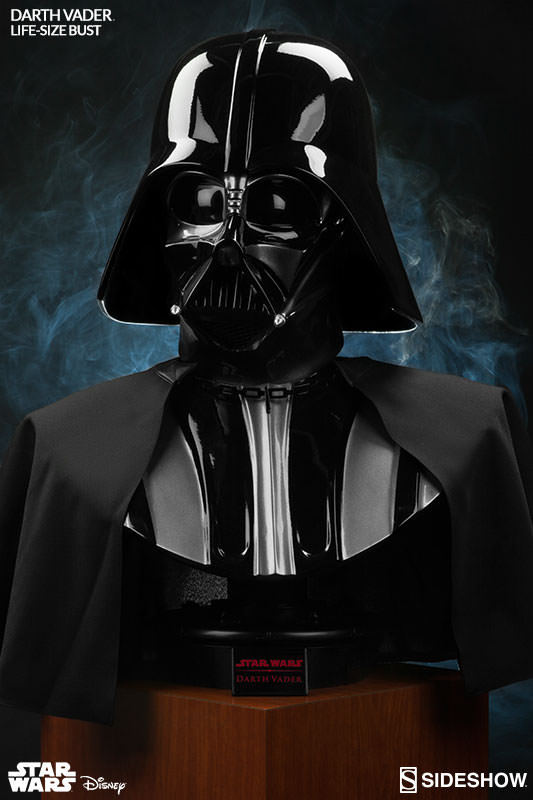 Sideshow Collectibles - Darth Vader Life-Size Bust (2016) Darth-30